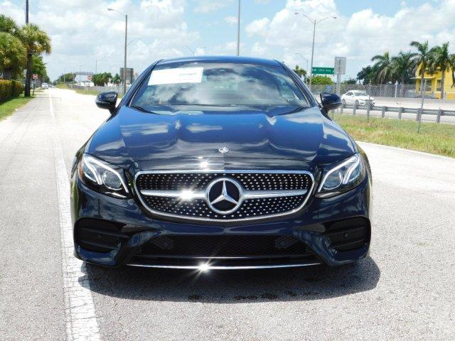 2018 Mercedes E400 Coupe black best lease deals miami south florida 5