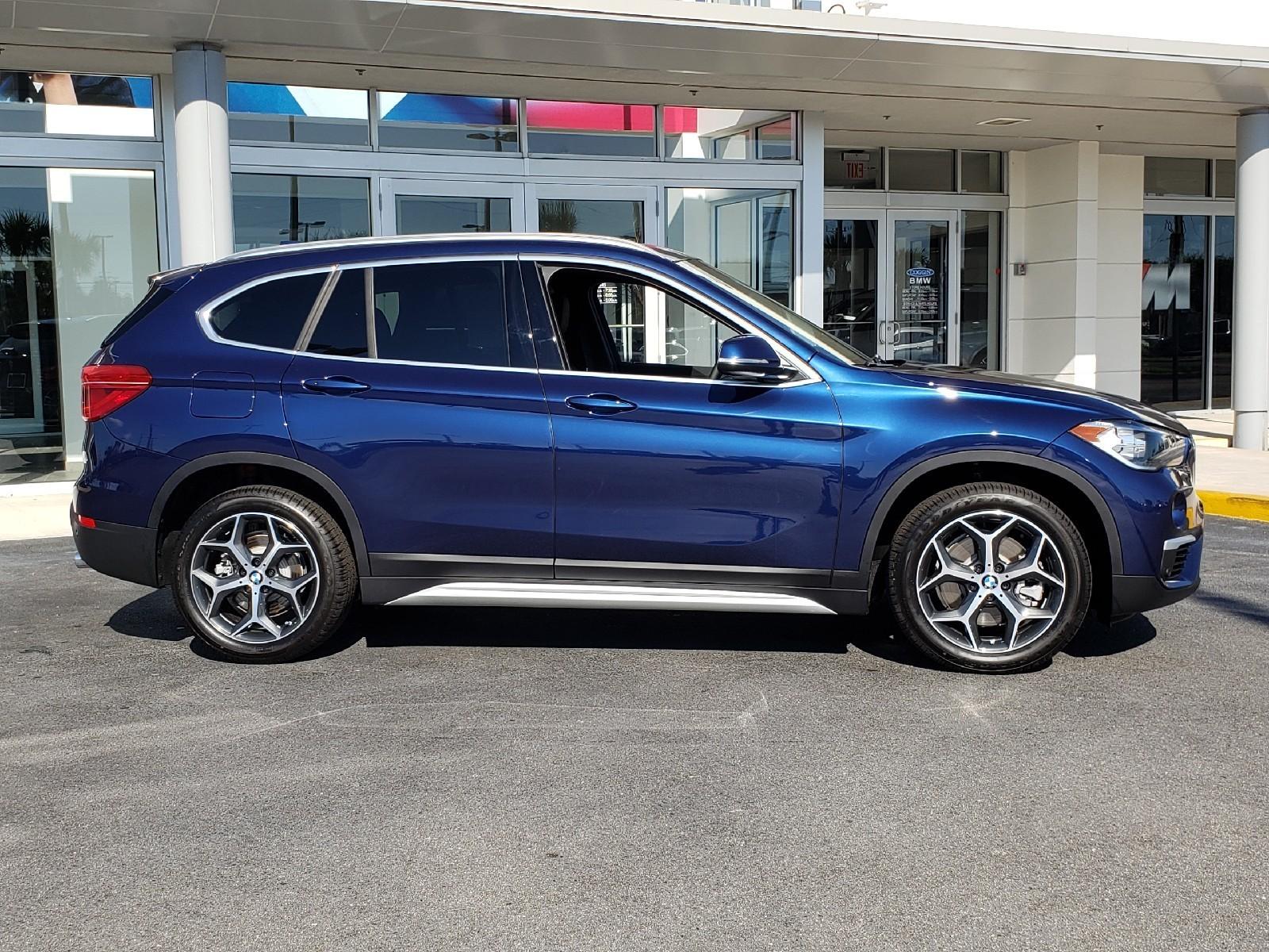 BMW X1 BLUE   Evolution Leasing