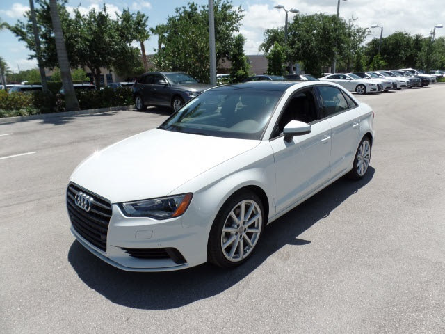 Audi A3 White 1 | Evolution Leasing