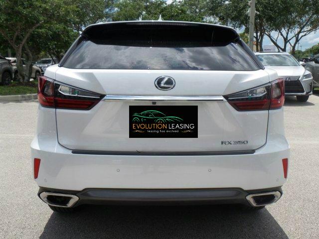 Lexus Rx 350 Evolution Leasing Miami Lexus Lease Deals