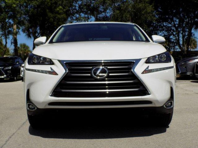 Lexus White NX200t Best Lease Deals Miami South Florida