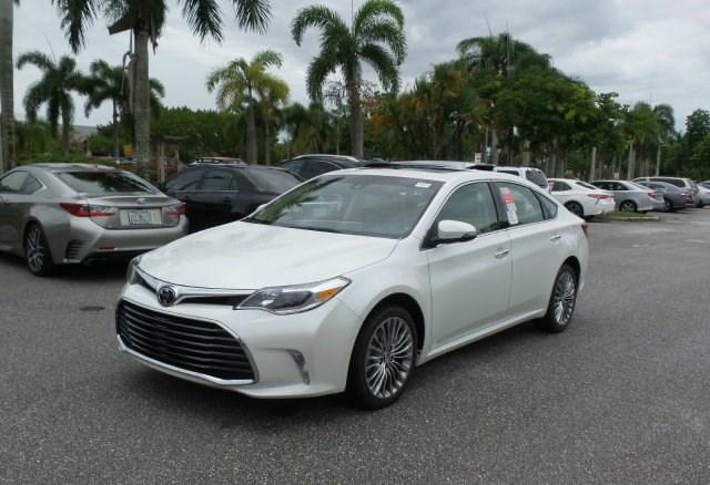 Toyota Lease Deals Ma >> 2018 Toyota Avalon white | Evolution Leasing