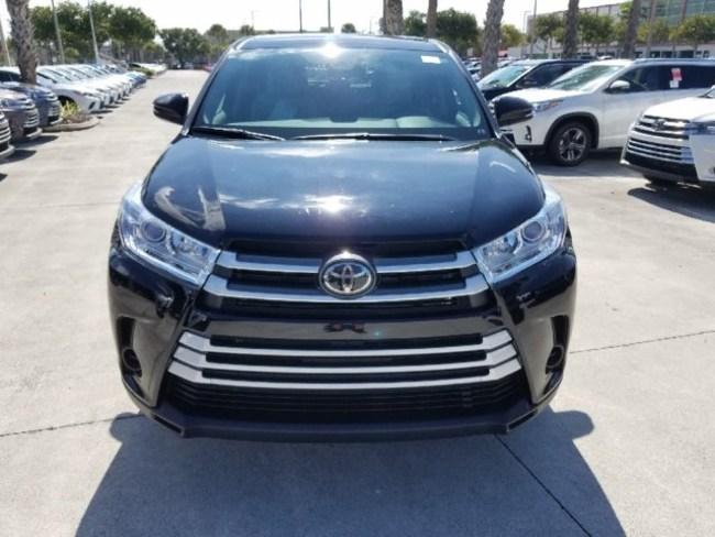 Toyota Lease Deals Nh >> 2019 Toyota Highlander Black 1   Evolution Leasing