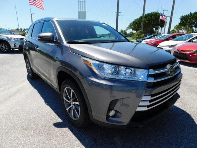 BMW Lease Deals Ma >> 2019 Toyota Highlander gray 2 | Evolution Leasing