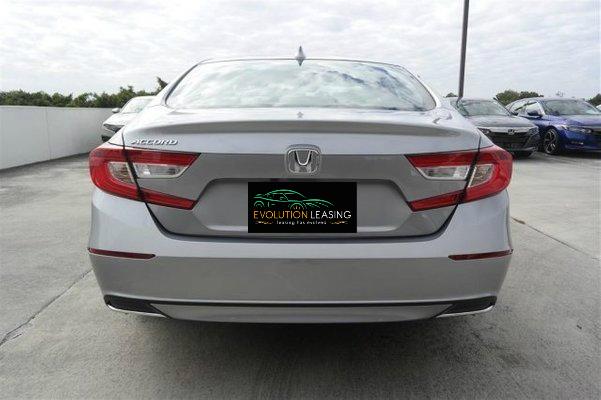 2019 Honda Accord Silver