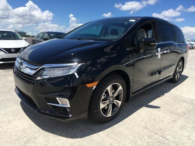 Honda Odyssey Black Best Lease Deals Miami South Florida