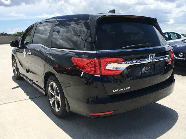 Honda Odyssey black best lease deals miami south florida