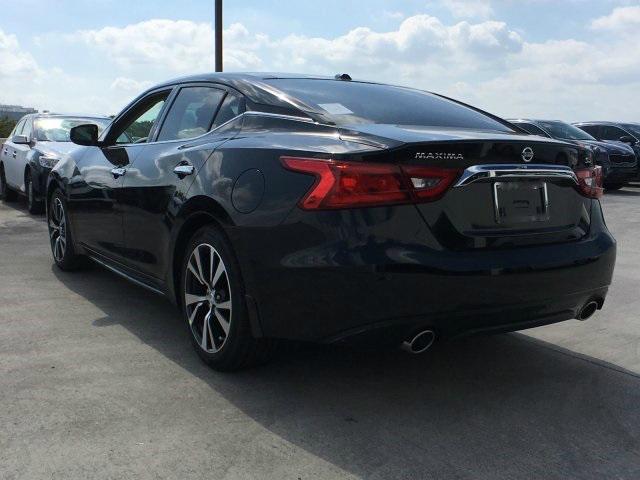 Nissan Maxima Black Best Lease Deals Miami South Florida