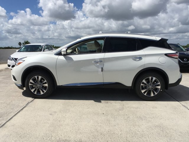 Nissan Murano White Best Lease Deals Miami South Florida