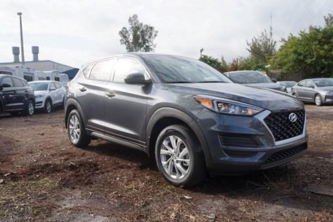 2019 Hyundai Tucson Gray