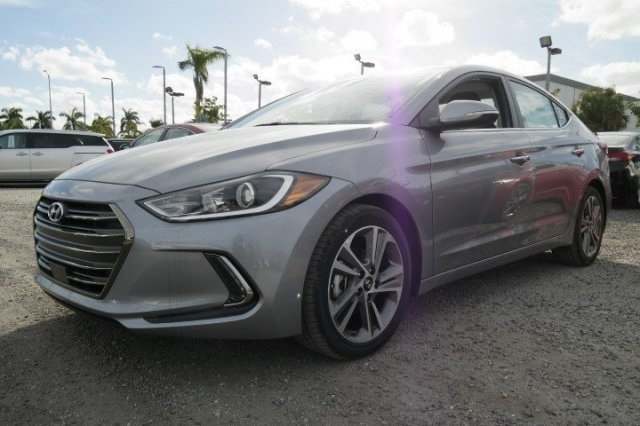 Hyundai Elantra Grey Best Lease Deals Miami South Florida