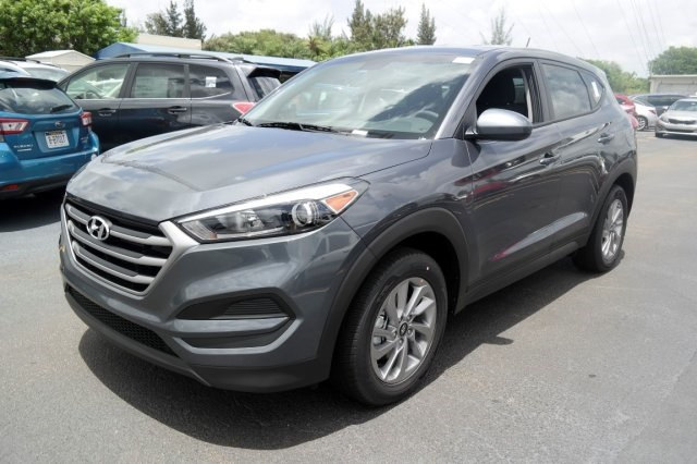 hyundai tucson grey best lease deals miami south florida. Black Bedroom Furniture Sets. Home Design Ideas