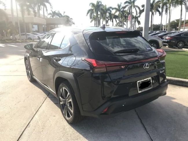 BMW Lease Deals Ma >> 2019 LEXUS UX200 black 4 | Evolution Leasing