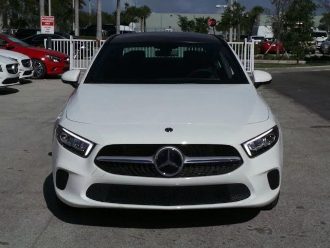 2019 Mercedes A-Class White 21