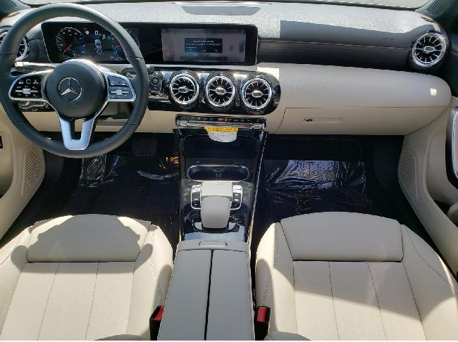 2019 Mercedes A-Class interior