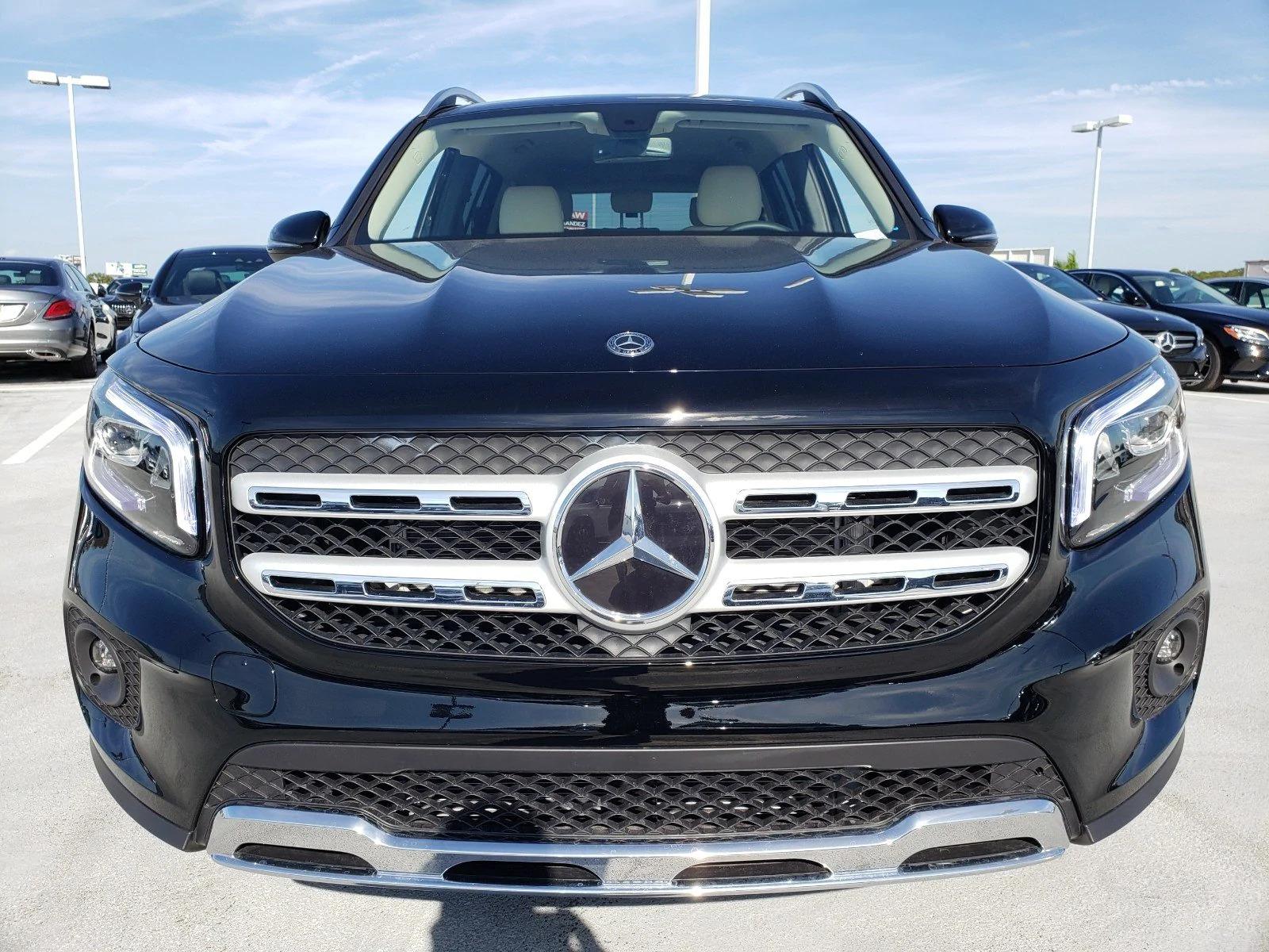 2020 Mercedes GLB
